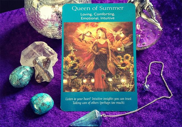 Ý nghĩa 78 lá bài Fairy Tarot Cards