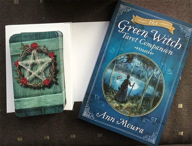 Hướng Dẫn sử dụng bộ bài Green Witch Tarot