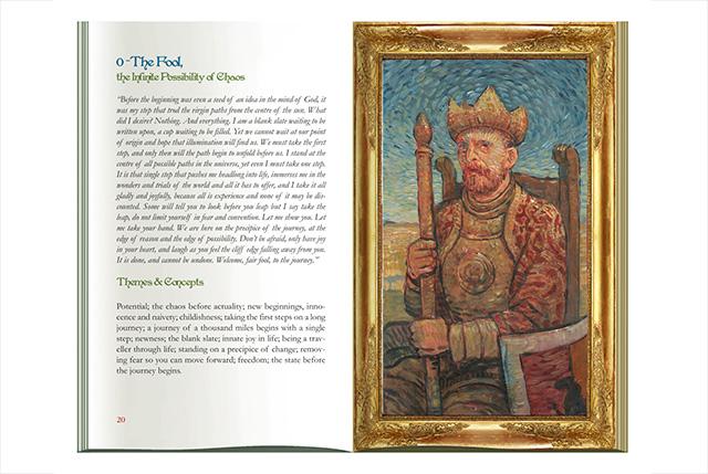 Impressionist Tarot - Ánh Sáng Của Trường Phái Ấn Tượng