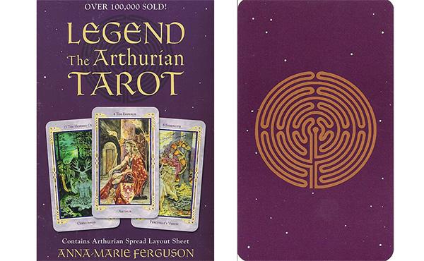 Cảm nhận bộ bài Legend The Arthurian Tarot