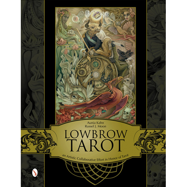 Lowbrow Tarot 25
