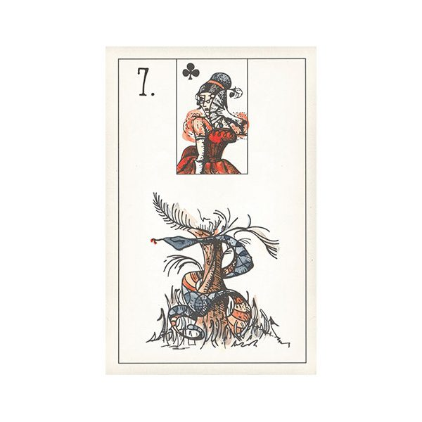 Maybe Lenormand 10