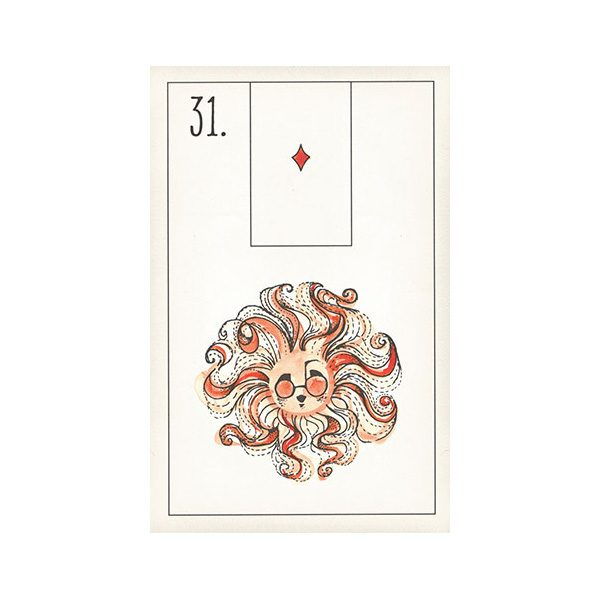Maybe Lenormand 12
