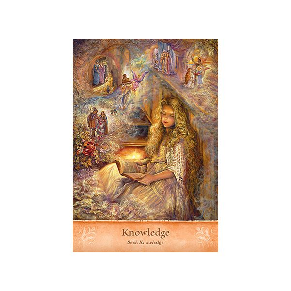 Mystical Wisdom Card 9