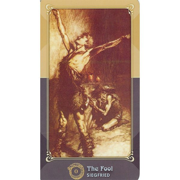 Ring Cycle Tarot 2