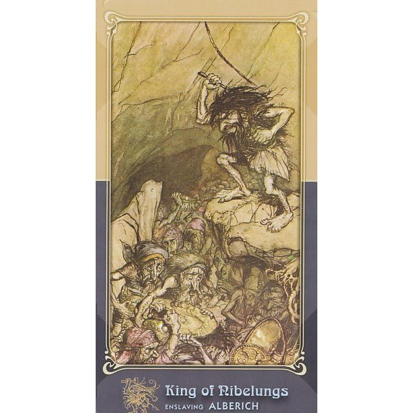 Ring Cycle Tarot 7