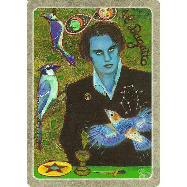 Secret Language of Birds Tarot 2