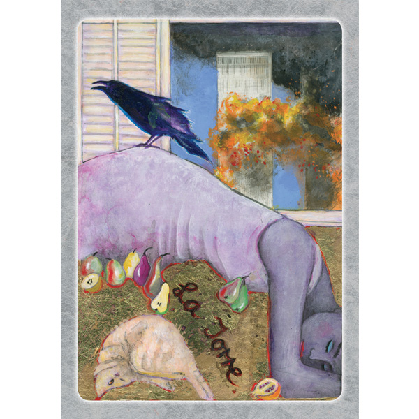 Secret Language of Birds Tarot 3