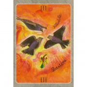 Secret Language of Birds Tarot 7