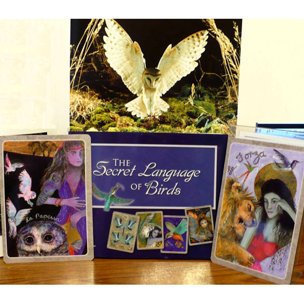 Secret Language of Birds Tarot 9