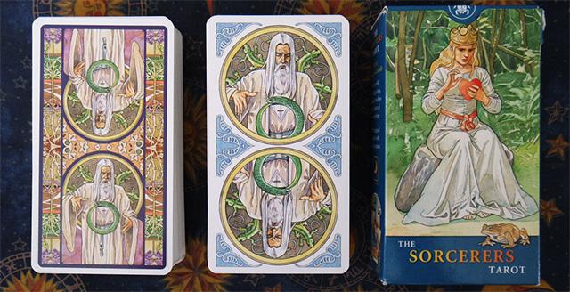 Cảm nhận về bộ bài Sorcerers Tarot