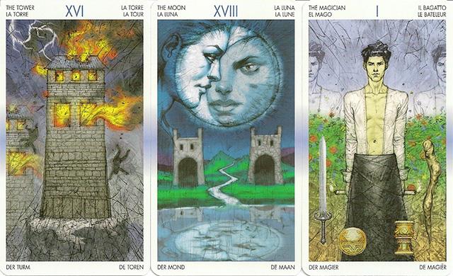 Cảm nhận bộ bài Tarot of Reflections
