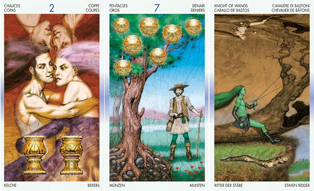 Cảm nhận ý nghĩa bộ bài Tarot of Reflections