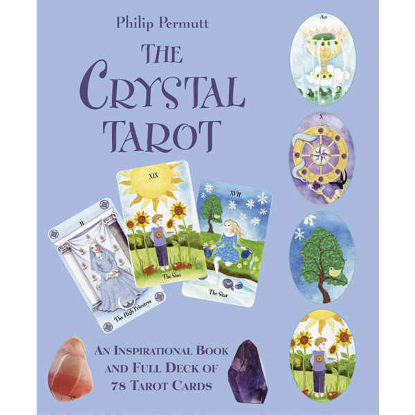 Crystal Tarot (CICO Books) 22