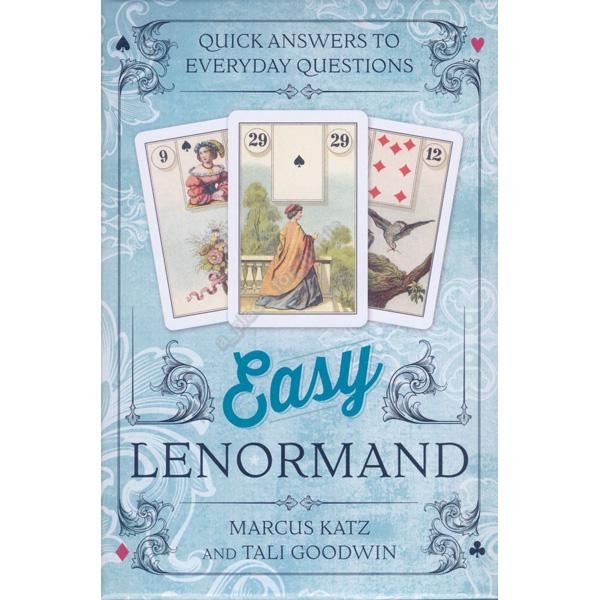 Easy Lenormand 36