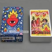 Fuego Tarot 4