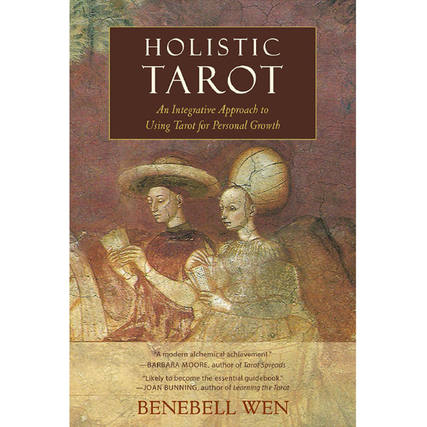 Holistic Tarot: An Integrative Approach to Using Tarot for Personal Growth 35
