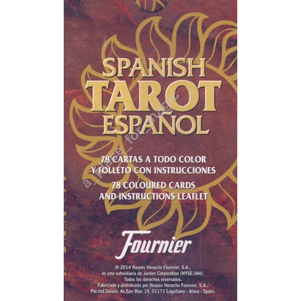Spanish Tarot 7
