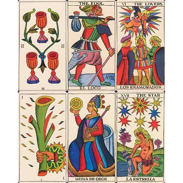 Spanish Tarot 4