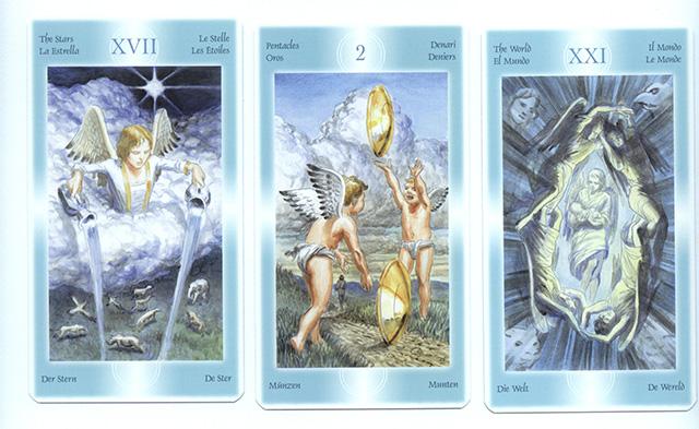 Ý nghĩa bộ bài Tarot of Angels
