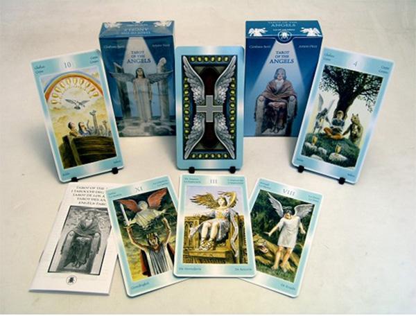 Tarot of the Angels - Thông Điệp Tiên Tri Của Thiên Thần