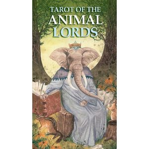Tarot of the Animal Lords 34