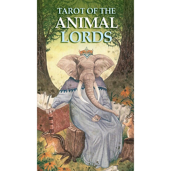 Tarot of the Animal Lords 33