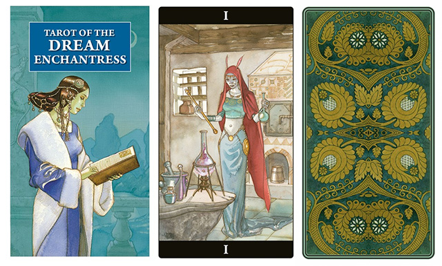 Tarot of Dream Enchantress - Bộ Bài Để Giải Mã Giấc Mơ