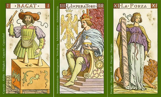 Cảm nhận ý nghĩa bộ bài Tarot of the Master