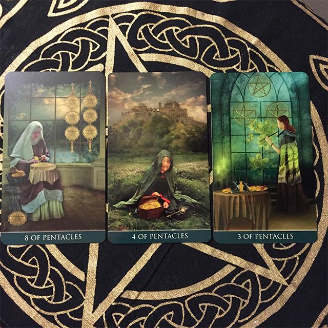 Cảm nhận ý nghĩa bộ bài Thelema Tarot