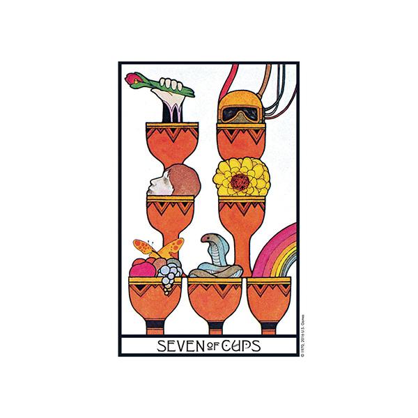 Aquarian Tarot – Tin Edition 6