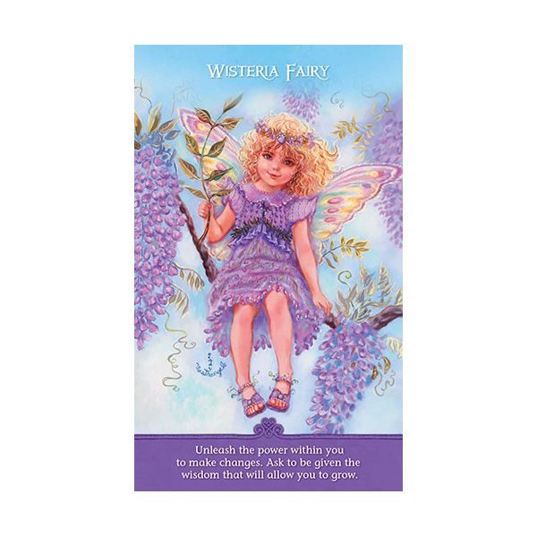 Inspirational Wisdom from Angels & Fairies 9