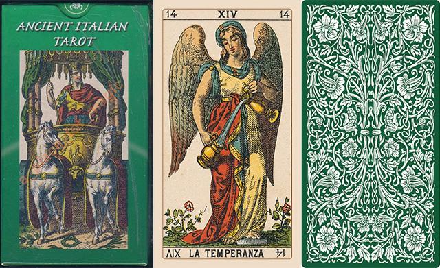 Ancient Italian Tarot - Bộ Bài Theo Phong Cách Nghệ Thuật Ý