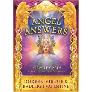 Angel Answers Oracle Cards 8