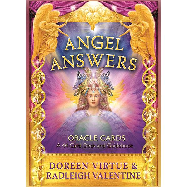 Angel Answers Oracle Cards 7
