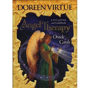 Angel Therapy Oracle Cards 12