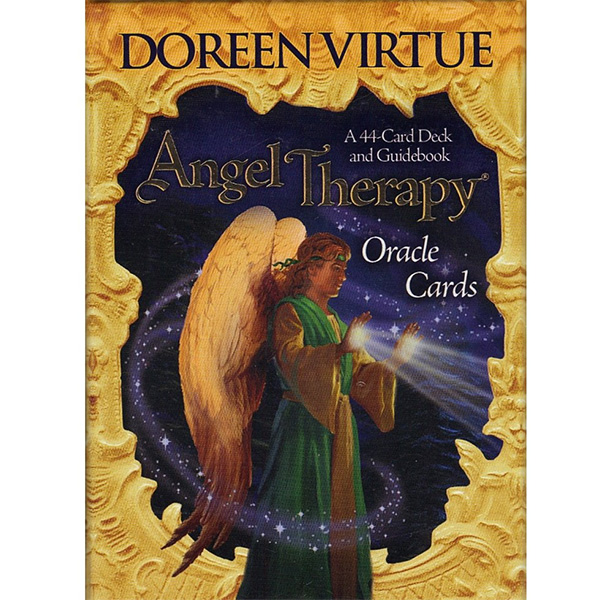 Angel Therapy Oracle Cards 38