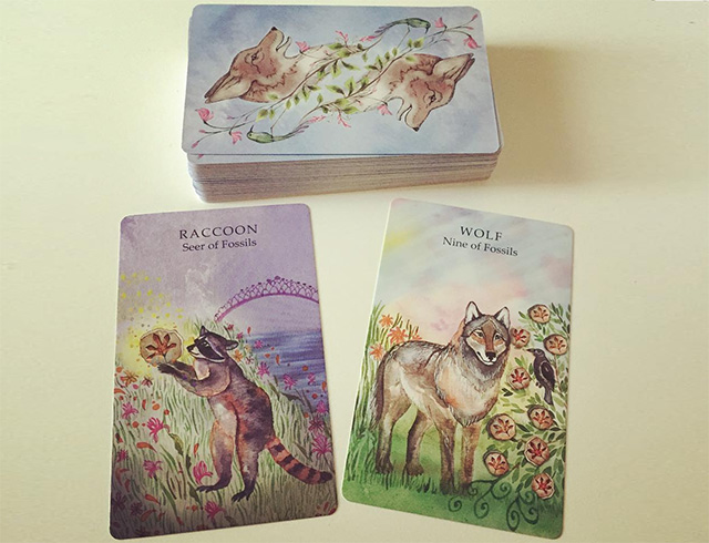 Animal Wisdom Tarot