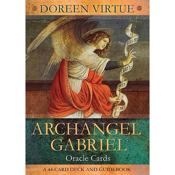 Archangel Gabriel Oracle Tarot Cards 9