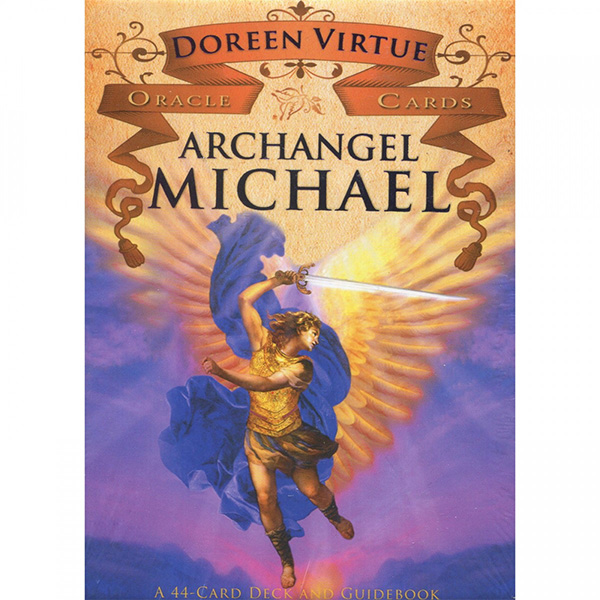 Archangel Michael Oracle Cards 29
