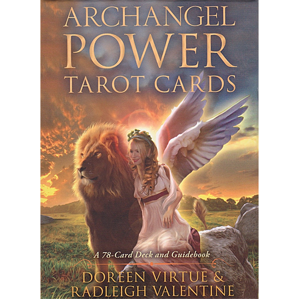 Archangel Power Tarot Cards 5