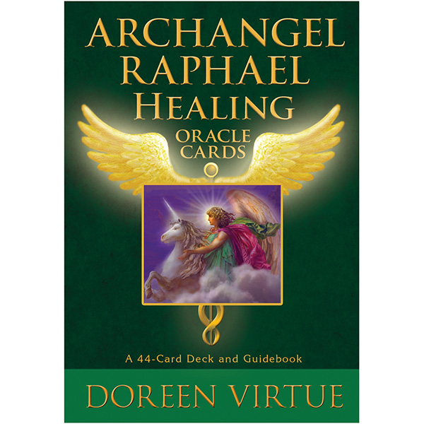 Archangel Raphael Healing Oracle Cards 7