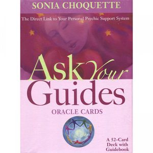 Ask Your Guides Oracle Cards 16