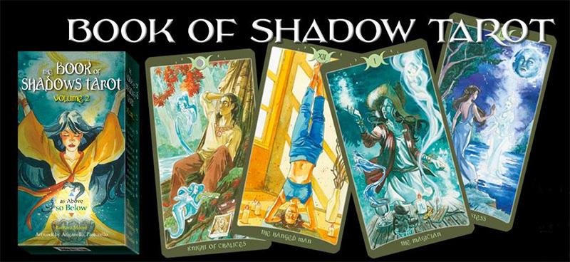 Book of Shadows Tarot: Volume 2 - Huyền Thuật Trong Đời Sống