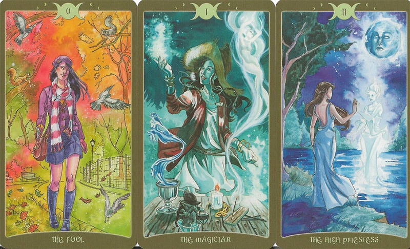 Book of Shadows Tarot So Below 2