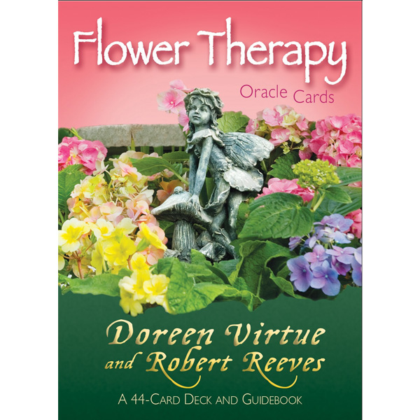 Flower Therapy Oracle Cards 18