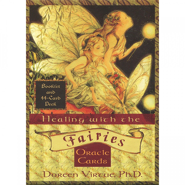 Healing with the Fairies Oracle Cards 23