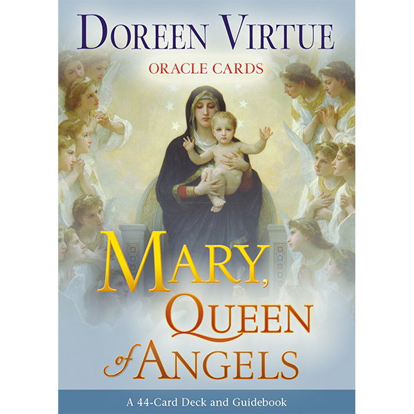 Mary, Queen of Angels Oracle Cards 3