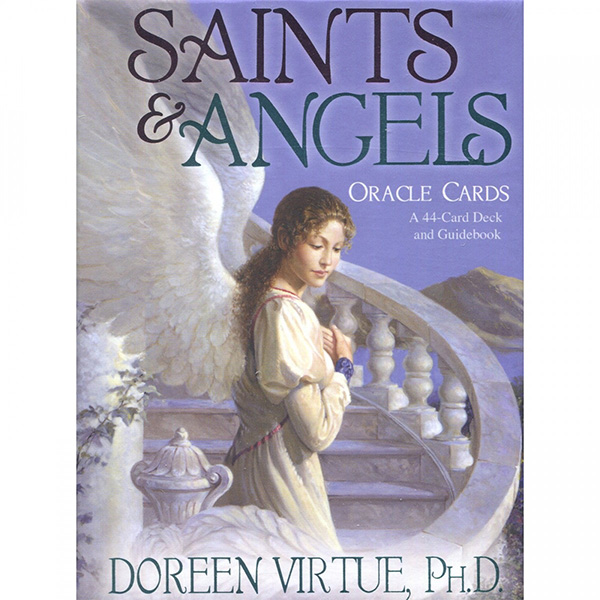 Saints and Angels Oracle Cards 35