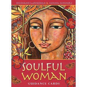 Soulful Woman Guidance Cards 55
